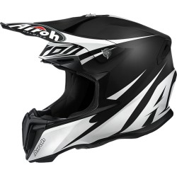 Casco Airoh Twist helmet Freedom black matt casque cross
