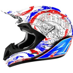 Casco Airoh Jumper helmet Frame casque cross