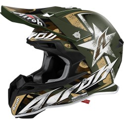Casco Airoh Terminator 2.1 helmet Ground casque cross