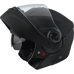 Casco Airoh Rides nero opaco modulare doppia omologazione
