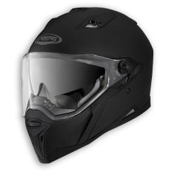 Caberg casco Stunt integrale nero opaco helmet casque