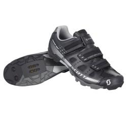 Scott scarpe ciclo Mtb Comp RS bici bicicletta nere
