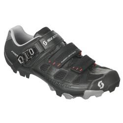 Scott paia scarpe ciclo Mtb Pro nere bici
