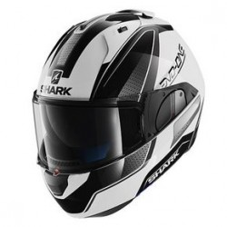 Shark Evo-one Astor casco modulare white helmet casque