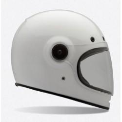 Bell Bullit casco integrale vintage bianco lucido casque helmet