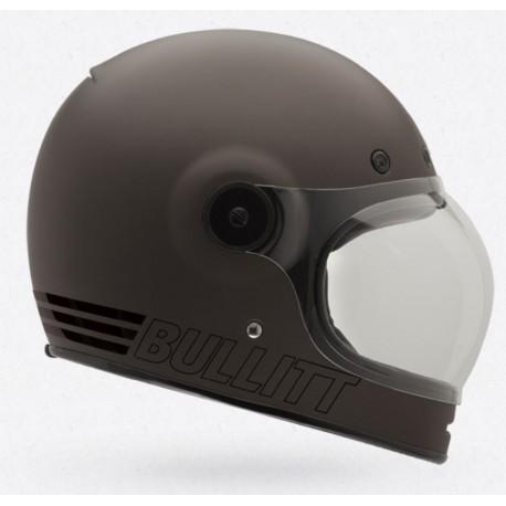 Bell Bullit casco integrale vintage titanio casque helmet