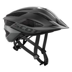 Scott casco ciclo Mtb Ark Plus bici bicicletta nero grigio
