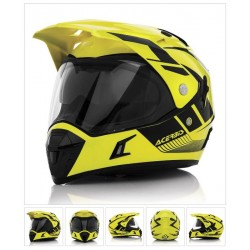 Acerbis casco cross enduro Active Graffix casque helmet