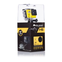Midland H5 Full HD WiFi integrato action camera