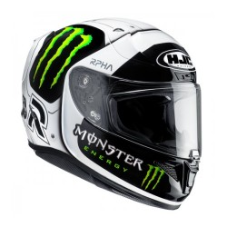 Hjc Rpha-11Lorenzo Indy MC5 casco casque integrale replica