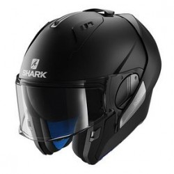 Shark Evo-one casco modulare black matt helmet casque