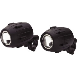 Givi S310 coppia proiettori Trekker lights fanali supplementari moto