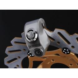 Kovix bloccadisco acciaio sonoro KD6-SS 110db perno 6mm