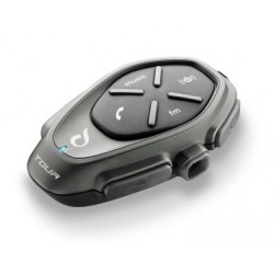 Tour Cellularline interfono Interphone bluetooth confezione singola