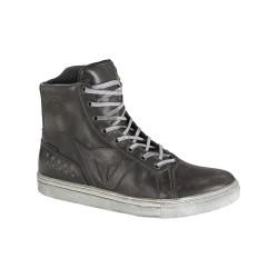 Dainese paia scarpe Strett Rocker D-WP moto nere