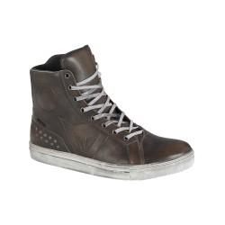 Dainese paia scarpe Strett Rocker D-WP moto dark brown shoes