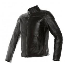 Dainese jacket Mike pelle bovina giacca moto nera