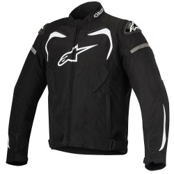 Alpinestars jacket T-GP pro tex giacca moto nera