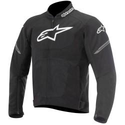 Alpinestars jacket Viper air tex giacca moto nera forata