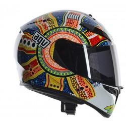 Agv casco K3sv replica Dreamtime Valentino Rossi