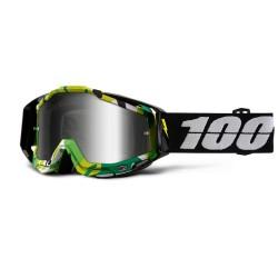 100% occhiale moto maschera Racecraft Bootcamp