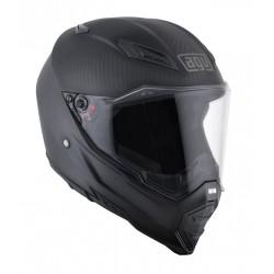 Agv casco AX-8 Naked Carbon opaco helmet integrale