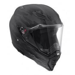 Agv casco AX-8 Naked Carbon Fury helmet integrale