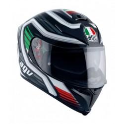 Agv K5 S Pinlock Firerace Italy casco helmet casque integrale