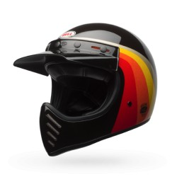 Bell Moto 3 Chem Candy black integrale Cross casque helmet