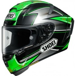 Shoei casco X-Spirit III Laverty TC-4 casque integrale helmet replica