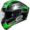Shoei casco X-Spirit III Laverty TC-4 casque integrale helmet replica