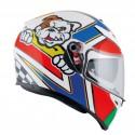 Agv casco K3sv Marini replica helmet integrale pinlock