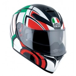 Agv casco K3sv Avior Italia Italy helmet integrale pinlock
