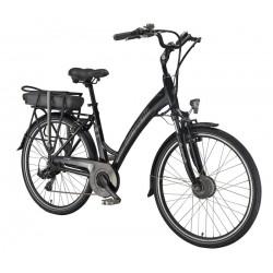 Bici Elettrica Benelli Gio nera E-bikes 36v 9ah batteria Ioni di Litio SAMSUNG