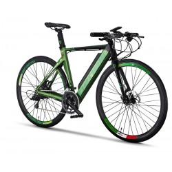 Bici Elettrica Benelli Misano E-bikes 36v 10ah batteria Ioni di Litio