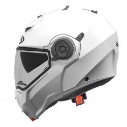 Caberg casco Droid nero opaco jet modulare helmet casque