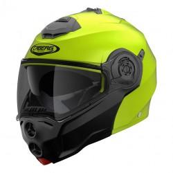 Caberg casco Droid Hi Vizion jet modulare helmet casque