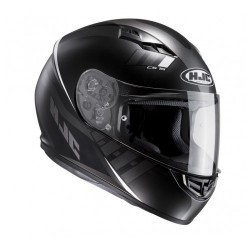 Hjc CS15 Space casco casque integrale nero helmet