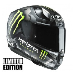 Hjc Rpha 11 military camo casco integrale replica Monster