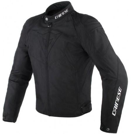 Dainese giacca Avro D2 Tex black nera jacket moto