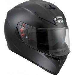 Agv casco K3sv nero opaco 2017 helmet integrale pinlock