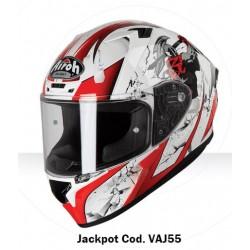 Casco Airoh Valor Jackpot integrale helmet grafica 2019