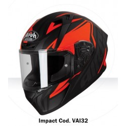Casco Airoh Valor Impact integrale helmet grafica 2019