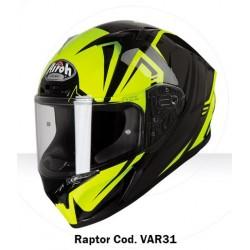 Casco Airoh Valor Raptor integrale helmet grafica 2019