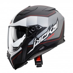 Caberg casco Jackal integrale Imola black-white helmet casque
