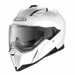 Caberg casco Jackal integrale gloss white helmet casque