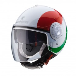 Caberg casco jet Riviera V3 Italia Italy helmet casque