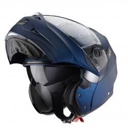 Caberg casco Duke II blu opaco Yamaha jet modulare helmet casque