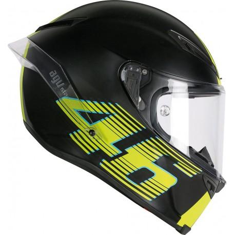 Agv helmet Corsa R replica valentino Rossi VR46 integrale vintage