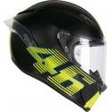 Agv helmet Corsa R replica valentino Rossi VR46 integrale